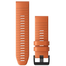 Garmin QuickFit Silicone Band 26mm for Fenix 6X orange